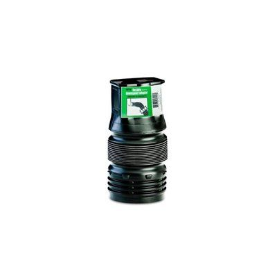 Flex Drain Flexible 2 In X 3 In Downspout Adaptor Downspout Adapter Downspout Catch Basin Drain