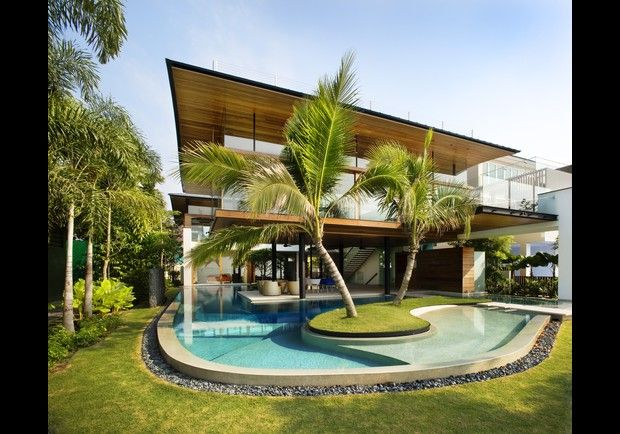 fish house singapore outdoor poolindoor