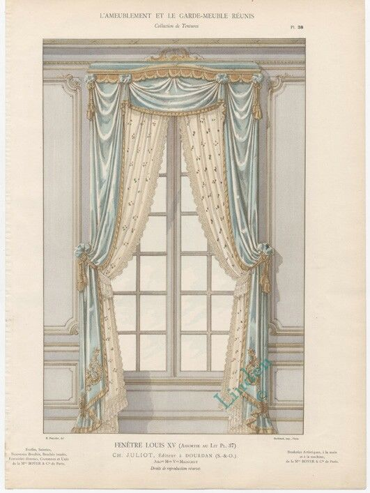 Fenetre Louis Xv 🐫🐫🐫more At Fosterginger Pinterest