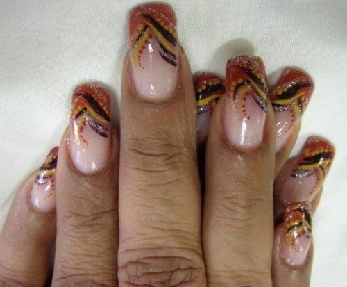 Dream Nail Designs  For more latest images visit http://naildesignsidea.net/10-latest-nail-art-designs-2014/
