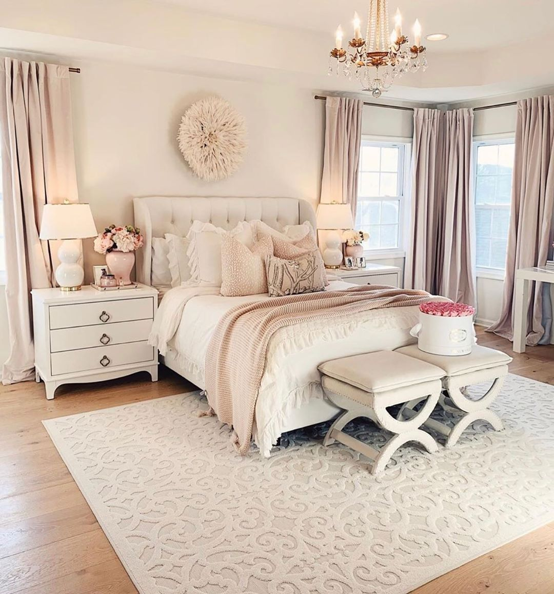 Photo of 40 beautiful bedrooms with great ideas to steal