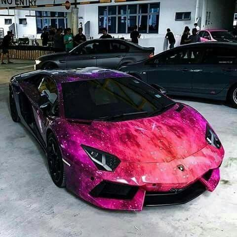 Photo of #Car #Lamborghini #aventador #Pink #auto #la