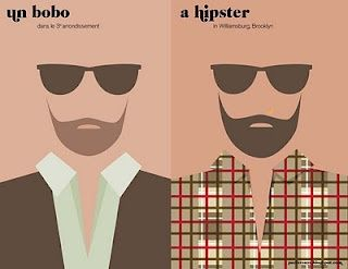 hipster vs. hipster