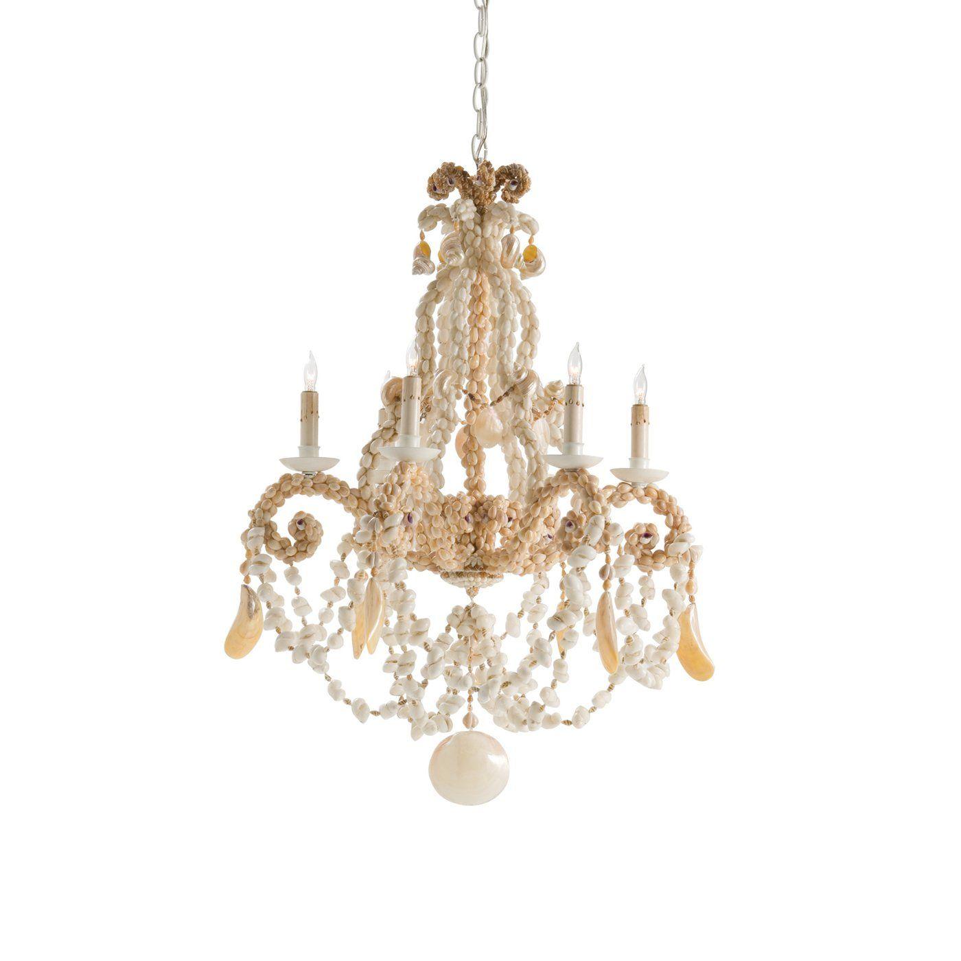 Shop arteriors home 89306 6 light strasbourg shell chandelier at atg shop arteriors home 89306 6 light strasbourg shell chandelier at atg stores browse our chandeliers arubaitofo Images