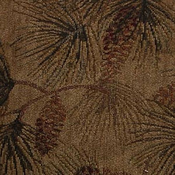 Pine Cone Upholstery Fabric Fireside Lodge Options