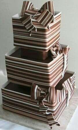 Square cake*