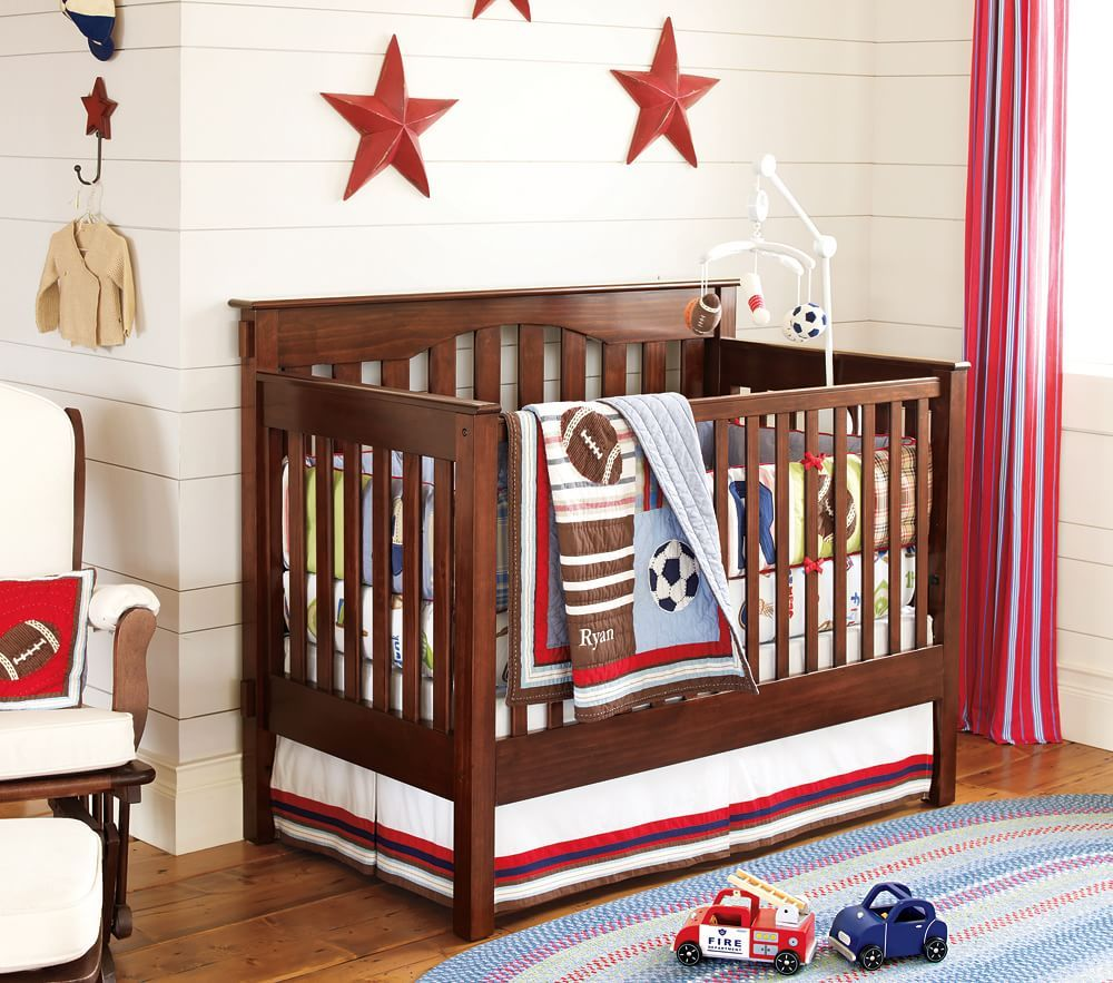 Junior Varsity Quilt Nursery Set Multi With Images