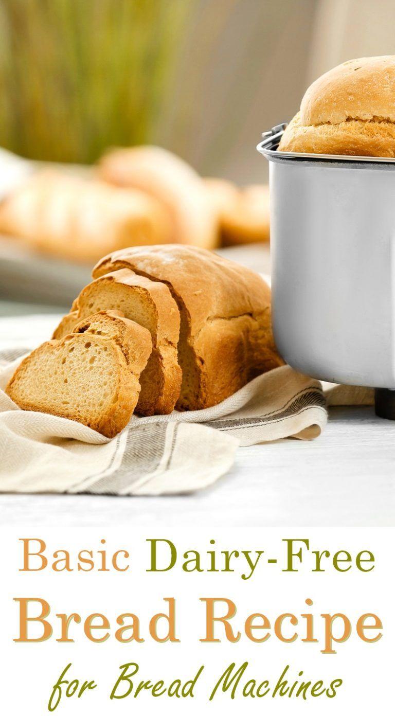 Basic White Bread for Bread Machines Recipe White