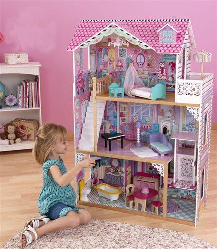 @rosenberryrooms is offering $20 OFF your purchase! Share the news and save!  Annabelle Dollhouse #rosenberryrooms
