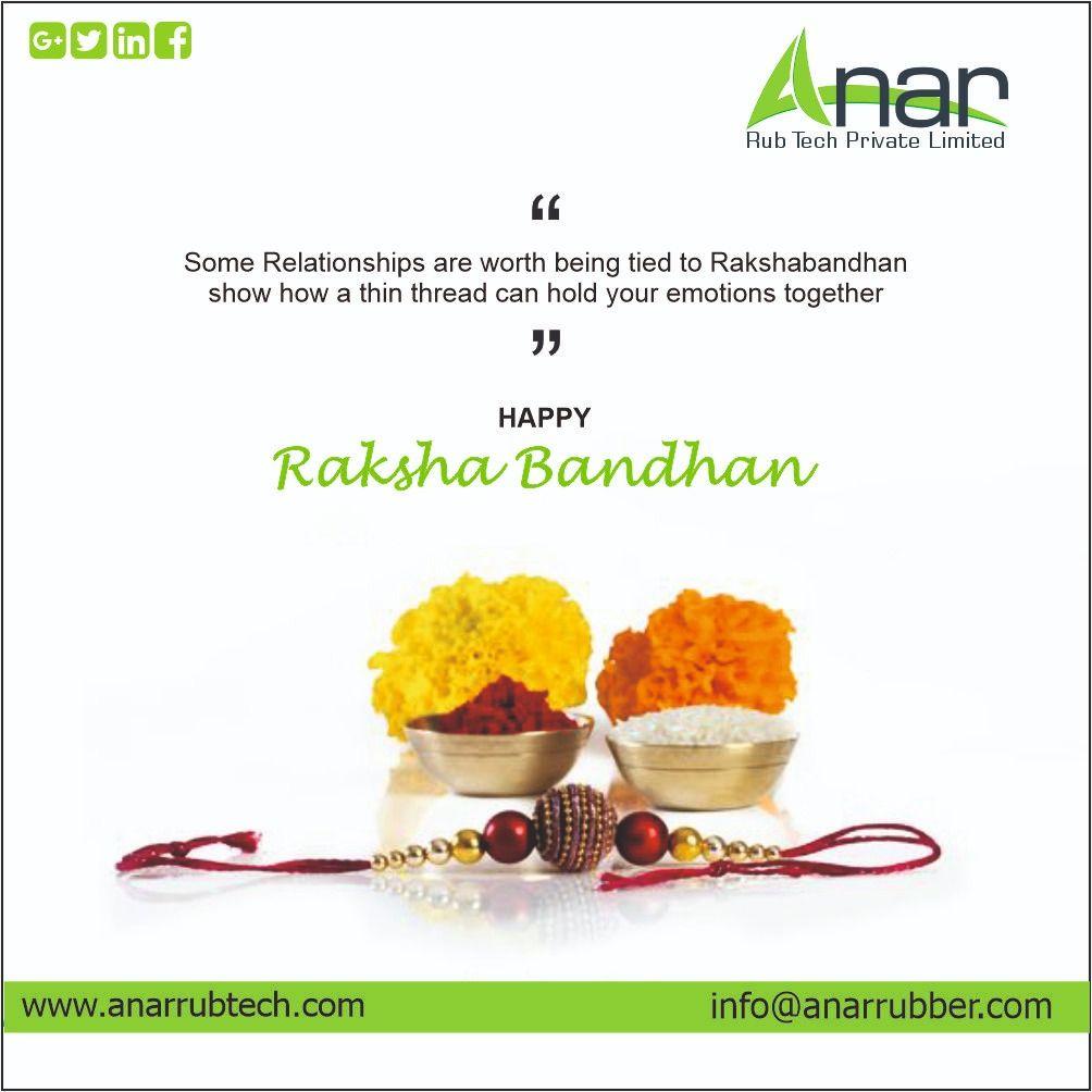 This Raksha Bandhan, I pray to god that, may our bond of