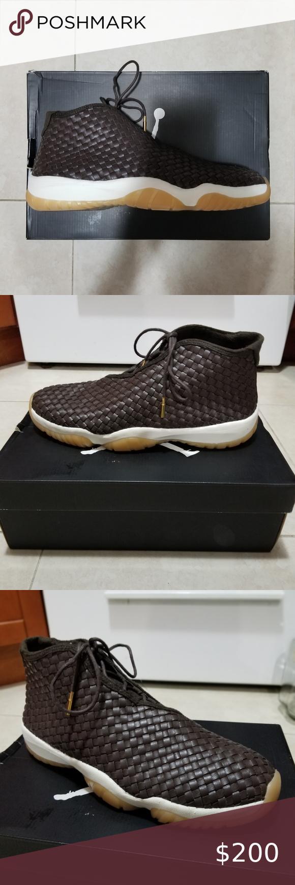 Air Jordan Size 11 Brown Future Premium
