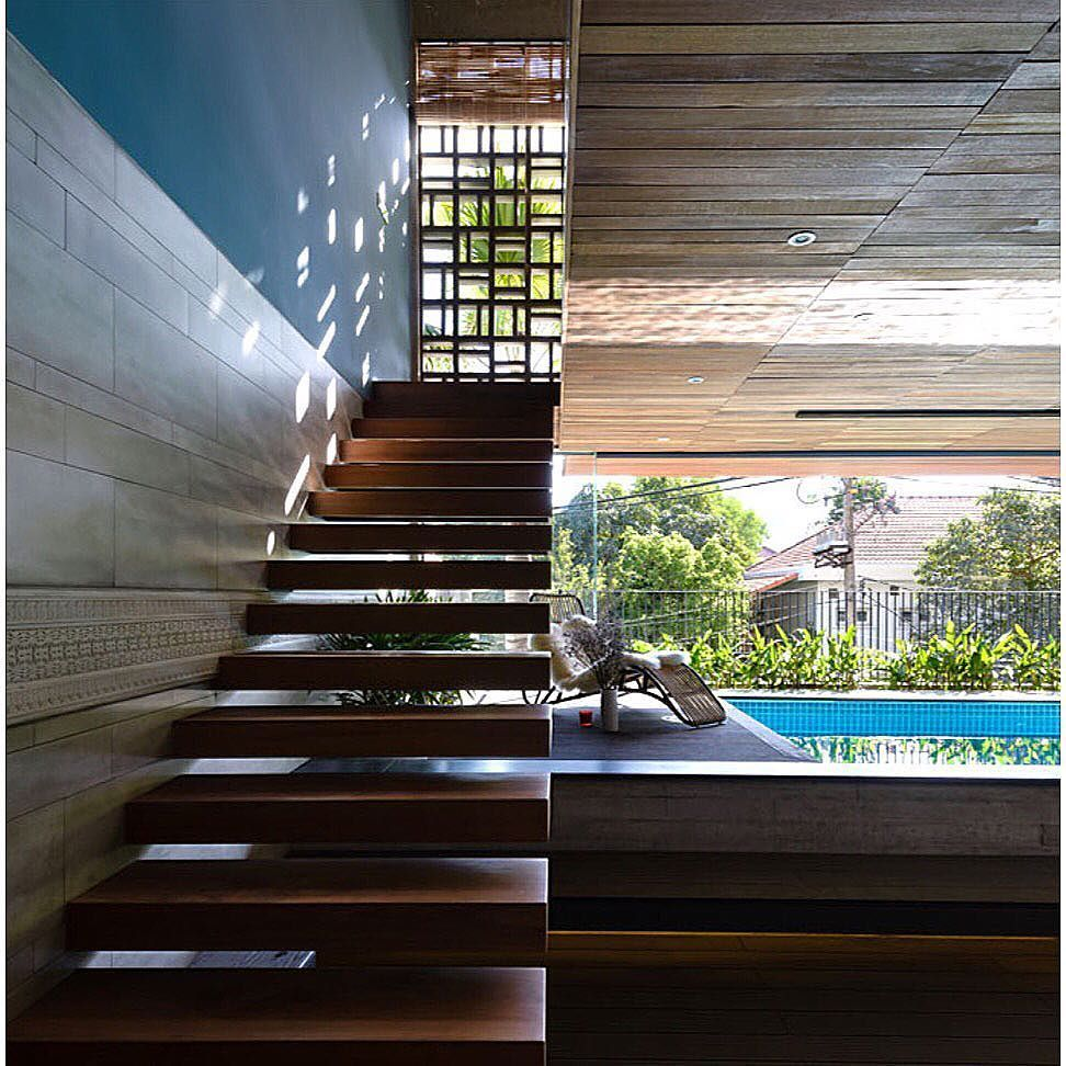 Home interior design staircase designed by vaco design interiordesign stairs interior
