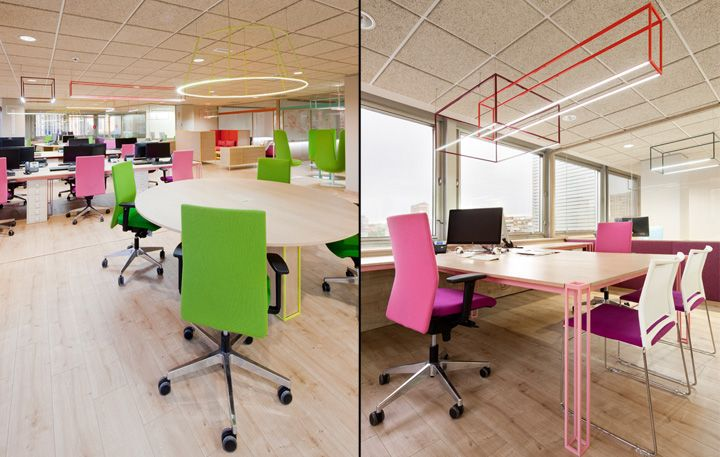 Wink Office by Stone Designs, Madrid   Spain office