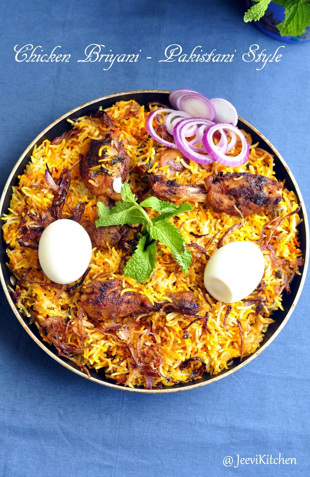 Jeevi kitchen chicken briyani pakistani style pakistani food jeevi kitchen chicken briyani pakistani style forumfinder Gallery