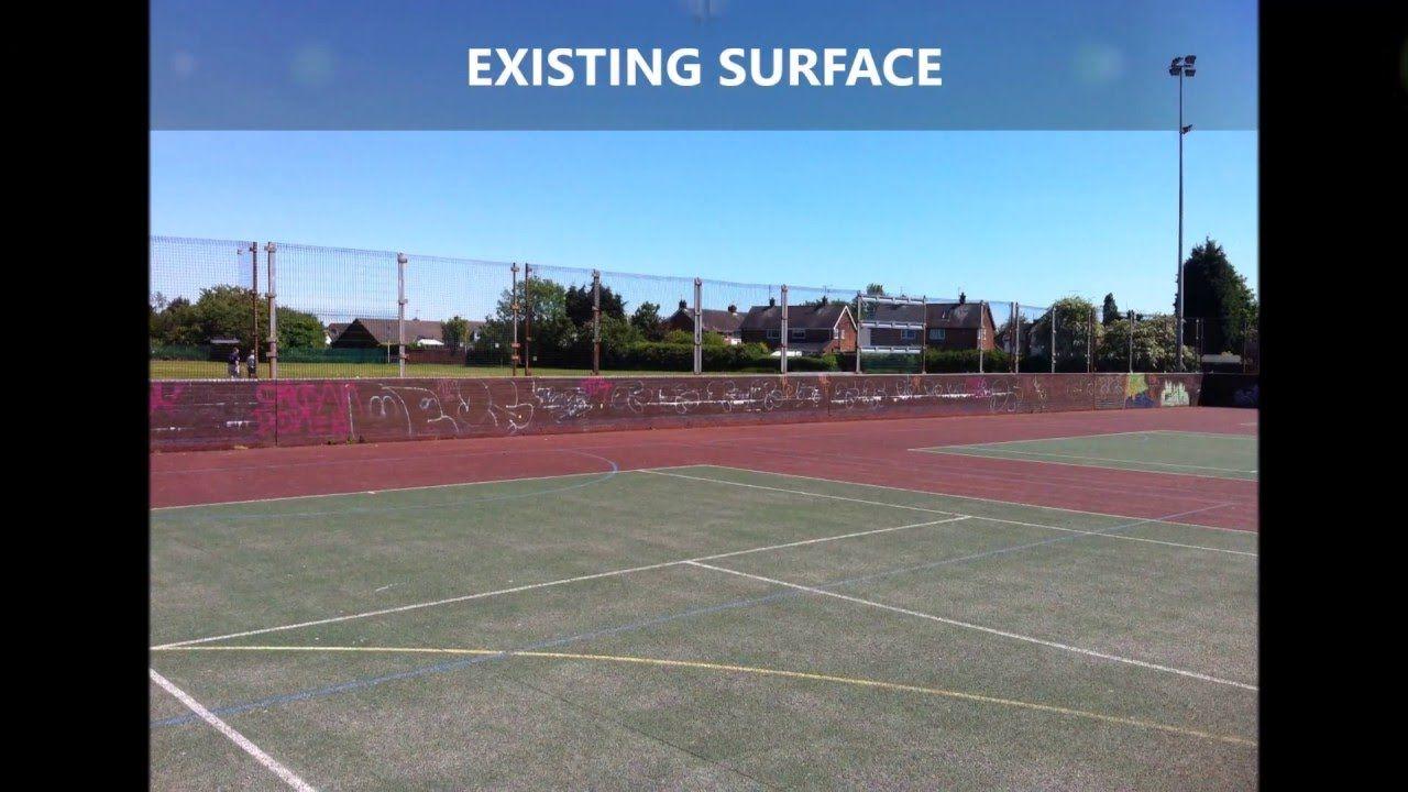3G Football Surface Installers Hull