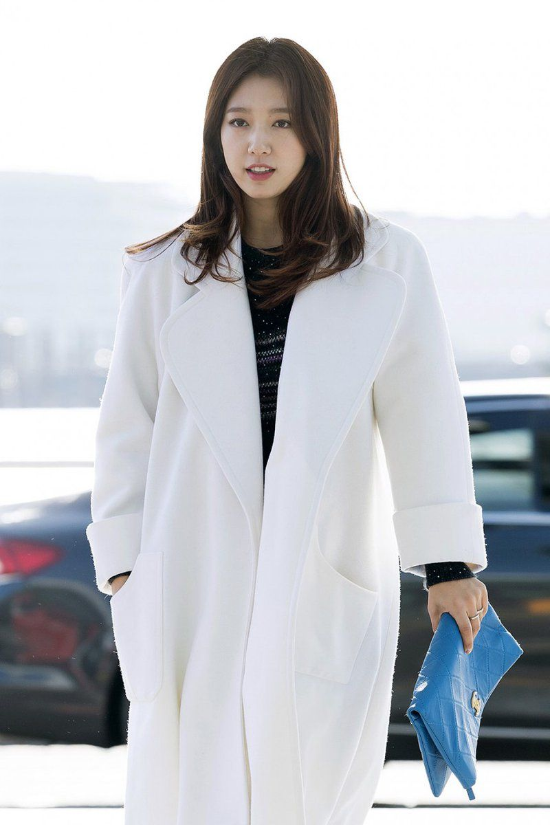 Park shin hye 2018 | Park shin hye, Winter white, Korean ...
