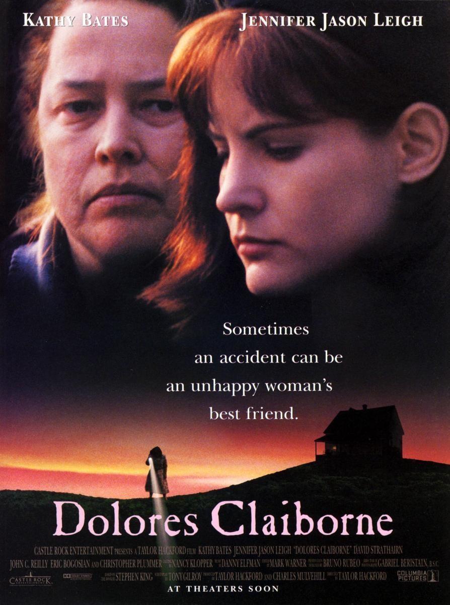 Eclipse Total (1995) película dirigida por Taylor Hackford, Basada en el libro homónimo de misterio y suspenso de Stephen King.