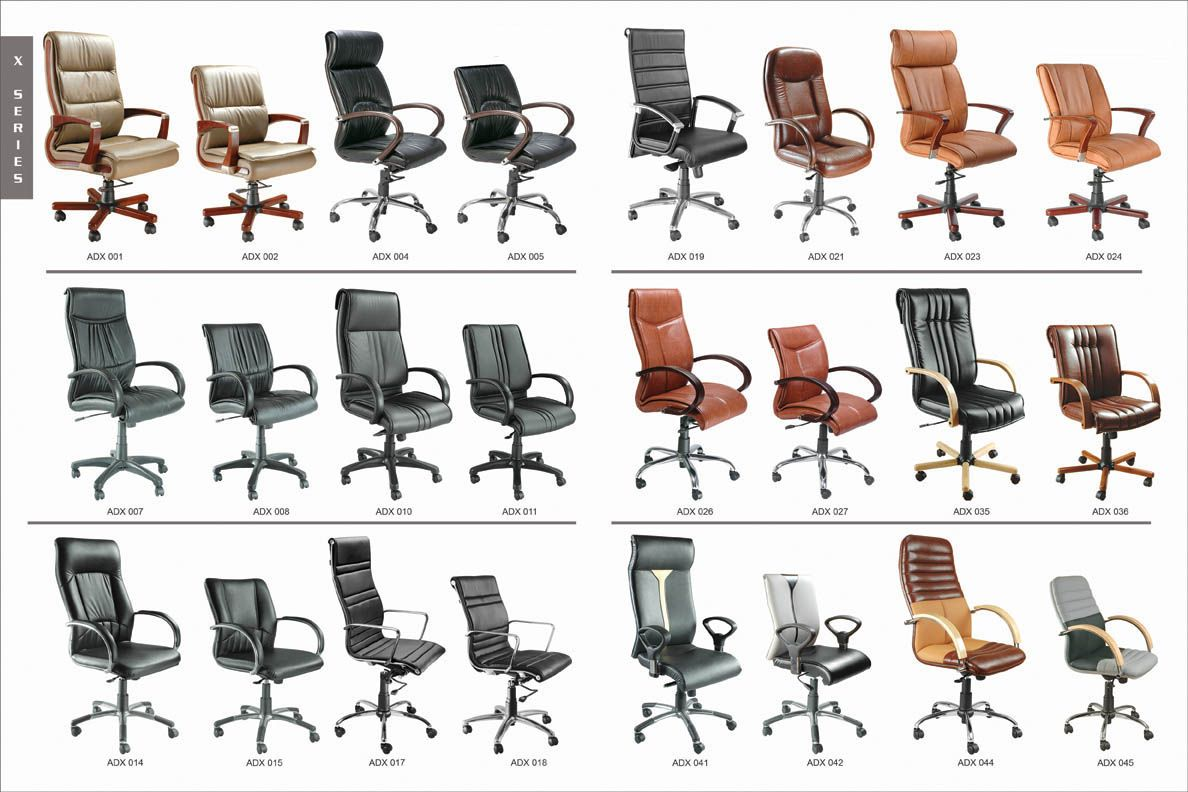 Different Types Of Office Chairs | Office Chair ...