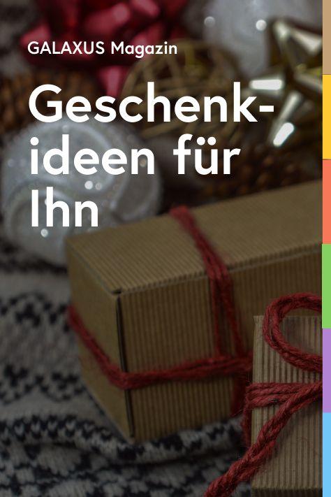 Suchst du nach einem Weihnachtsgeschenk für deinen Papa, deinen Ehemann oder für den besten Kumpel? Hier wirst du fündig!