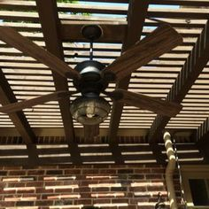Patio trellis ceiling fan google search backyard pinterest patio trellis ceiling fan google search mozeypictures Gallery
