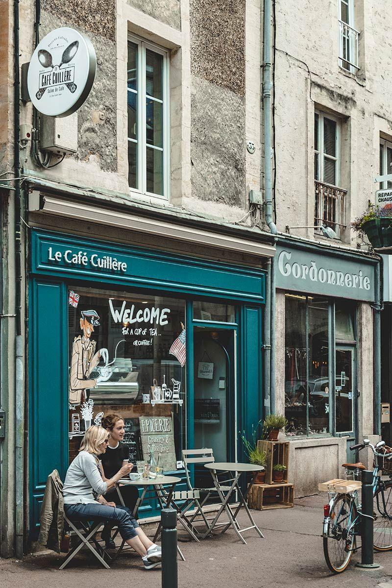 Le café cuillère : une très bonne adresse où manger à Bayeux, en Normandie ! #food #Normandie #France #weekend #Bayeux