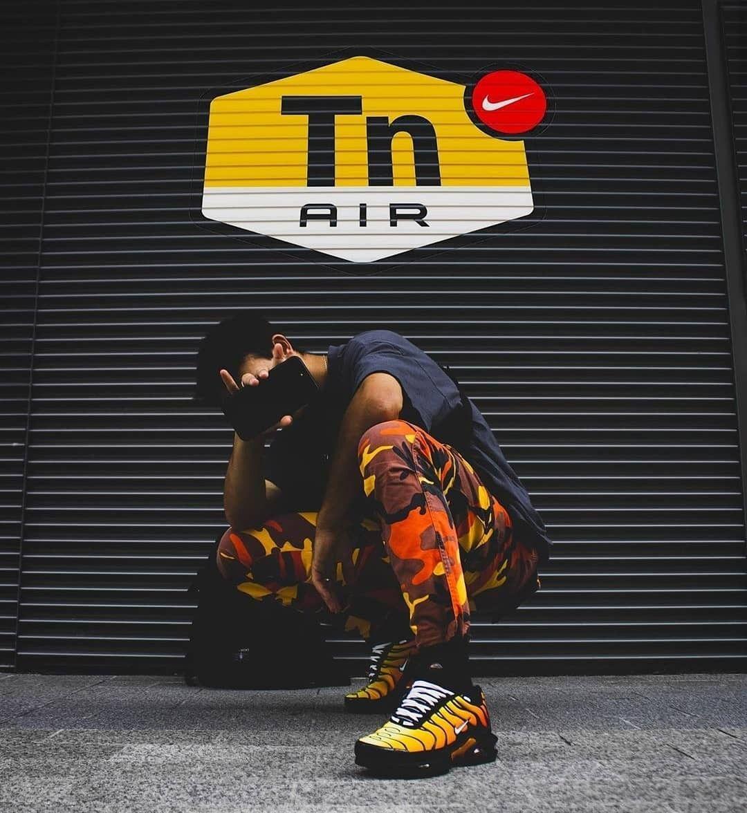 NIKE AIR MAX PLUS TN   Nike air max plus, Nike tn, Sneakers nike ...