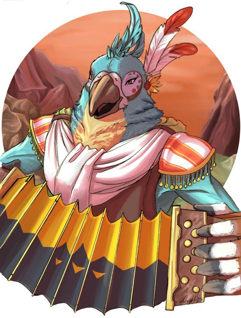Bird bro Kass by MiidniightSuun Zelda drawing, Legend