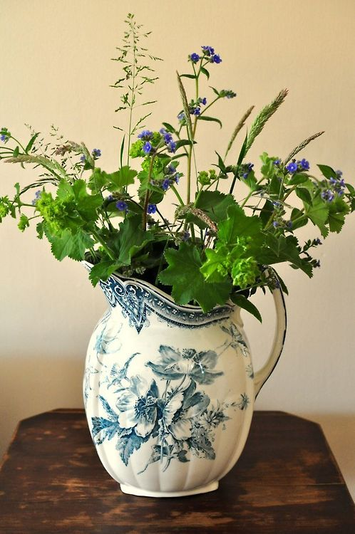 Spring Vase Decor