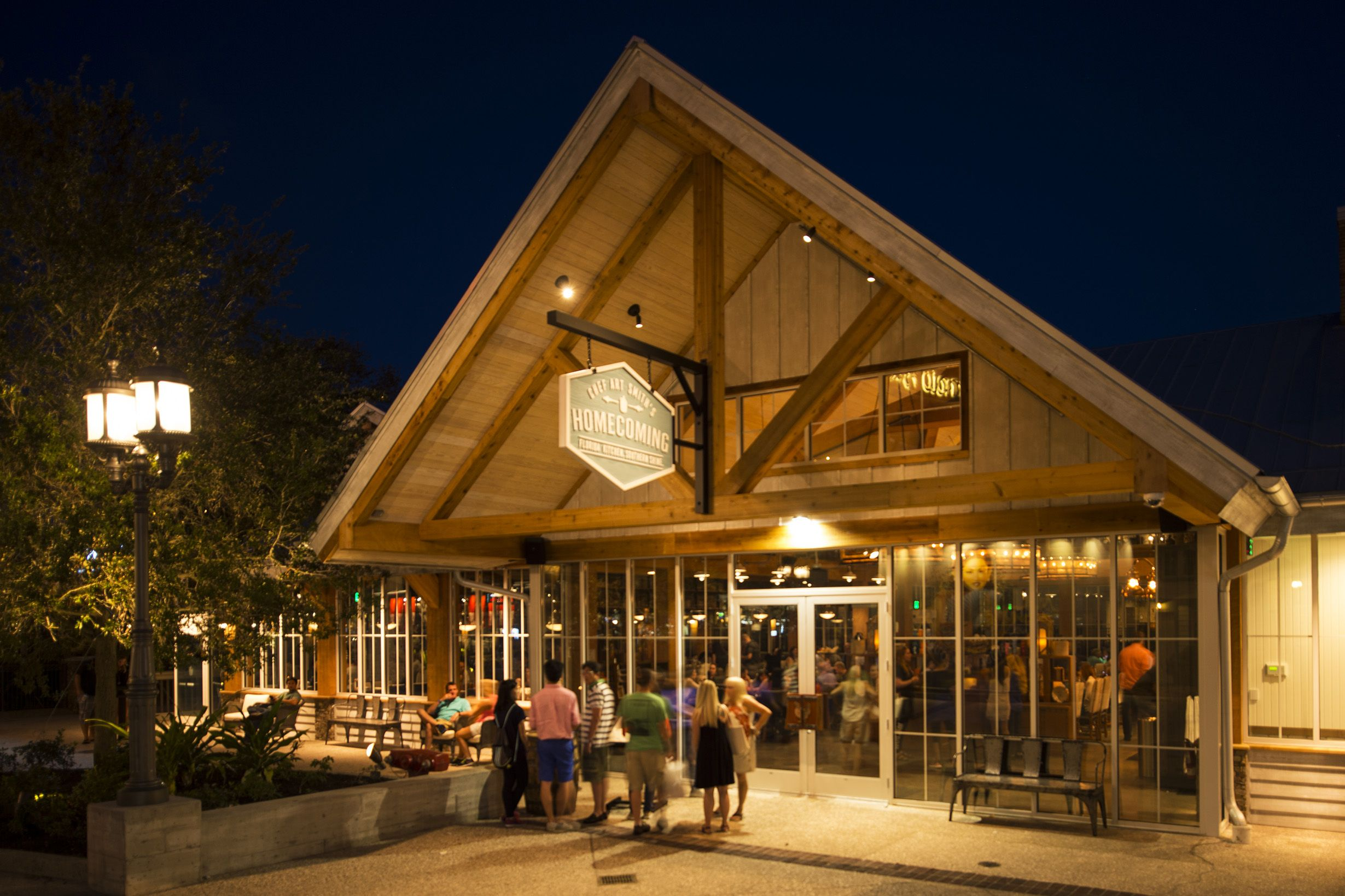 Art Smith's Homecoming Kitchen and Shine Bar Disney Springs Orlando