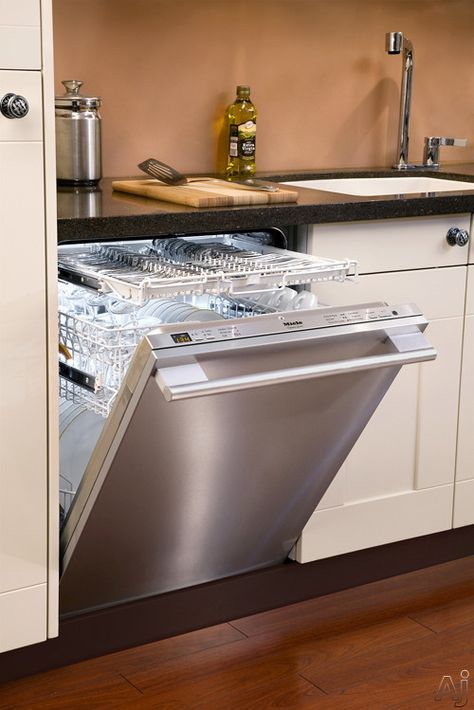 Miele Optima Ii Series G2472sc Fully Integrated Dishwasher With 6
