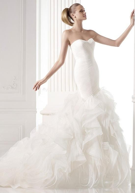 Browse Our Pronovias Bridal Gown Collection Or Book An Appointment At Castle Couture In Manalapan New Jersey To Try Your Favorite Wedding Dresses