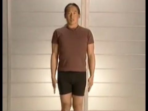 everyday yoga with rodney yee  how to use mountain pose