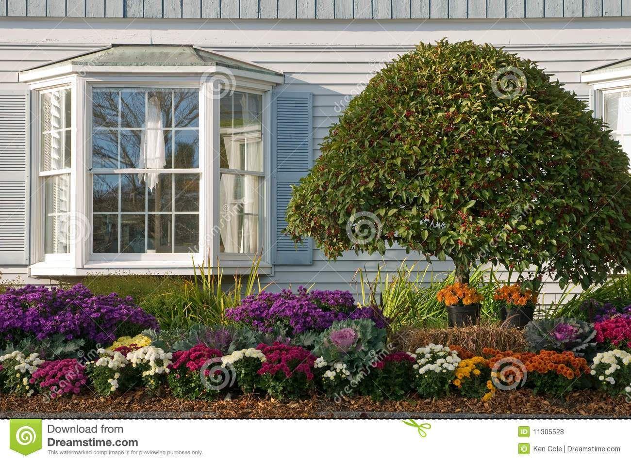12 Bay Window Garden Ideas, Awesome as well as Beautiful   Garden ...