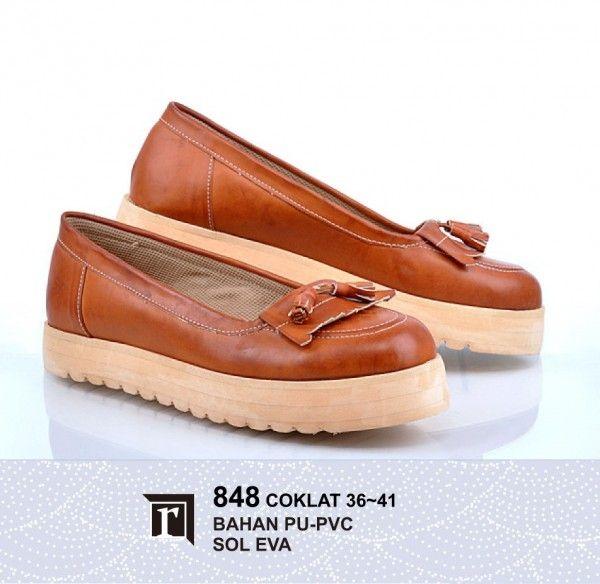 Jual Sepatu Boot Flat Wanita Murah Online Sepatu Platform