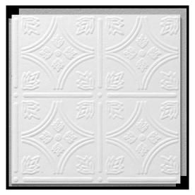 Zoomed Armstrong X Tin Look Tintile Homestyle Ceiling Tile Panel