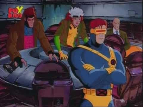 X-Men TAS Season 1 Episode 2-Night of The Sentinels(Part 2)Part 2
