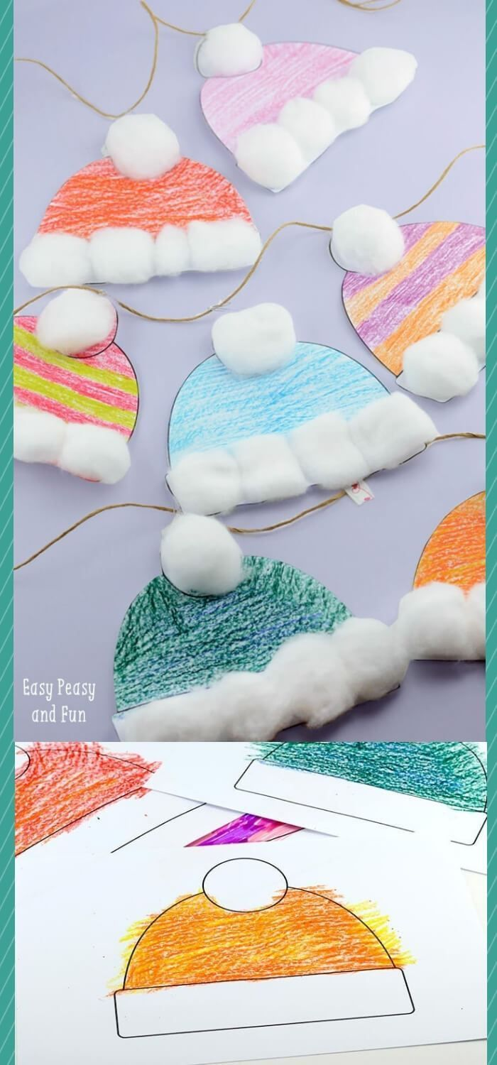 27+ Fun Christmas Craft Ideas For Preschoolers 2020