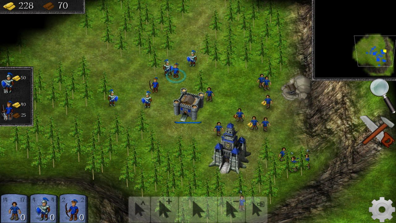 Esenthel Engine Next Gen Game Engine For Windows Xbox Mac Ios Android Linux And Web Real Time Strategy Game Best Android Games Age Of Empires