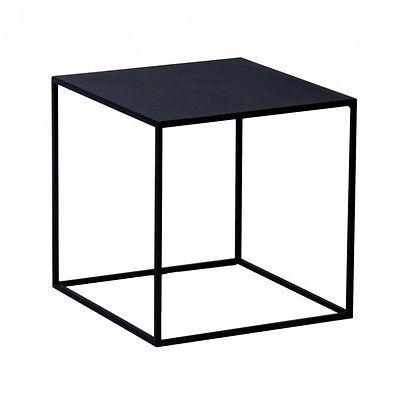 Caleido Couchtisch Beistelltisch Tisch Metall Schwarzbraun Wurfel Mali Ebay Beistelltisch Metall Couchtisch Quadratisch Wohnzimmertische