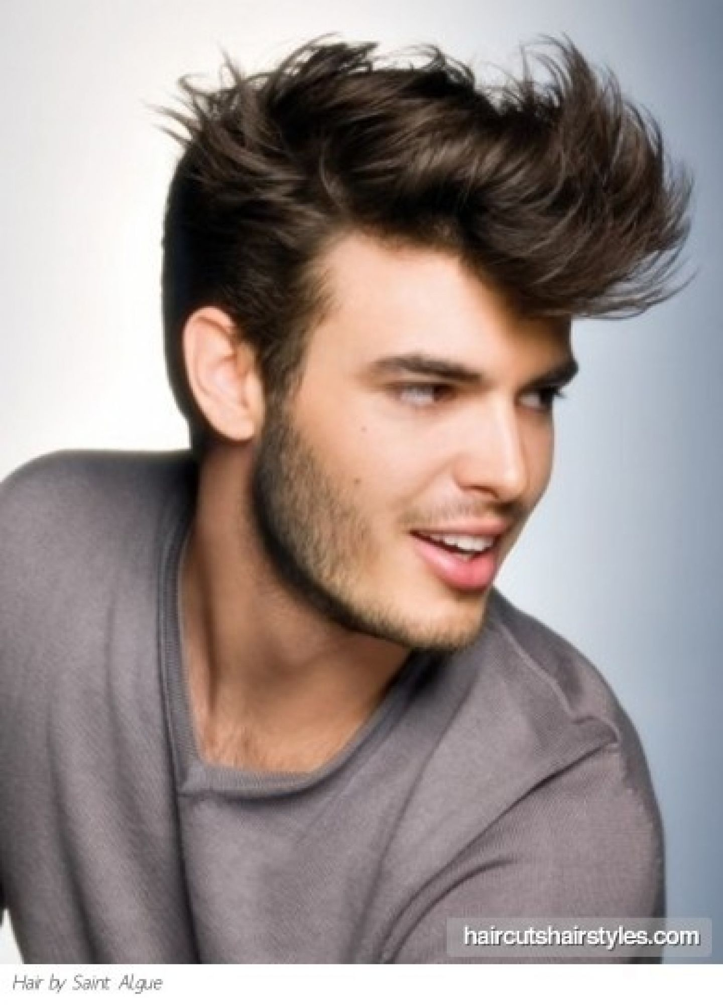 Top Menus Hairstyles   Mens Haircuts   Part   Mens