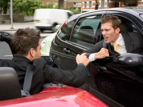 Stop Aggressive Driving Editorial Aggressive Driving Car