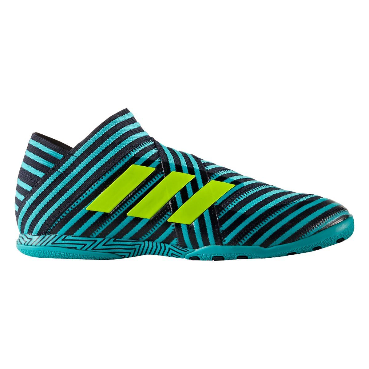 save off 7ab17 e7f76 adidas Ocean Storm   adidas Nemeziz Tango 17+ 360Agility Indoor Soccer Shoes
