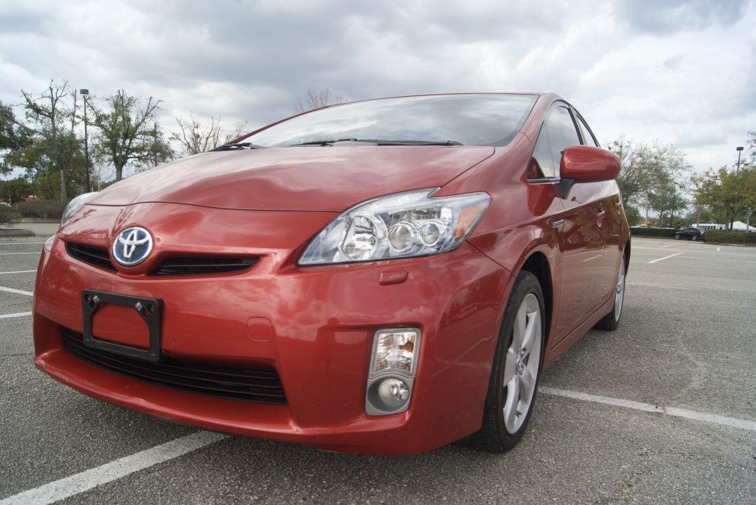 2011 Toyota Prius Hybrid Five V Toyota Prius Toyota Toyota Cars