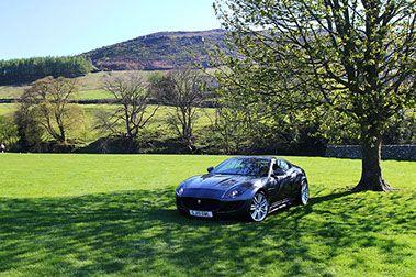 Grantley Design Latest Conversions Jaguar XKR Body Styling Kit Car For Sale  Bumpers Side Skirts Lights Active Spoiler