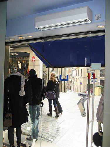 Commercial Entrances Air Curtains Commercial Entrance Adolfo