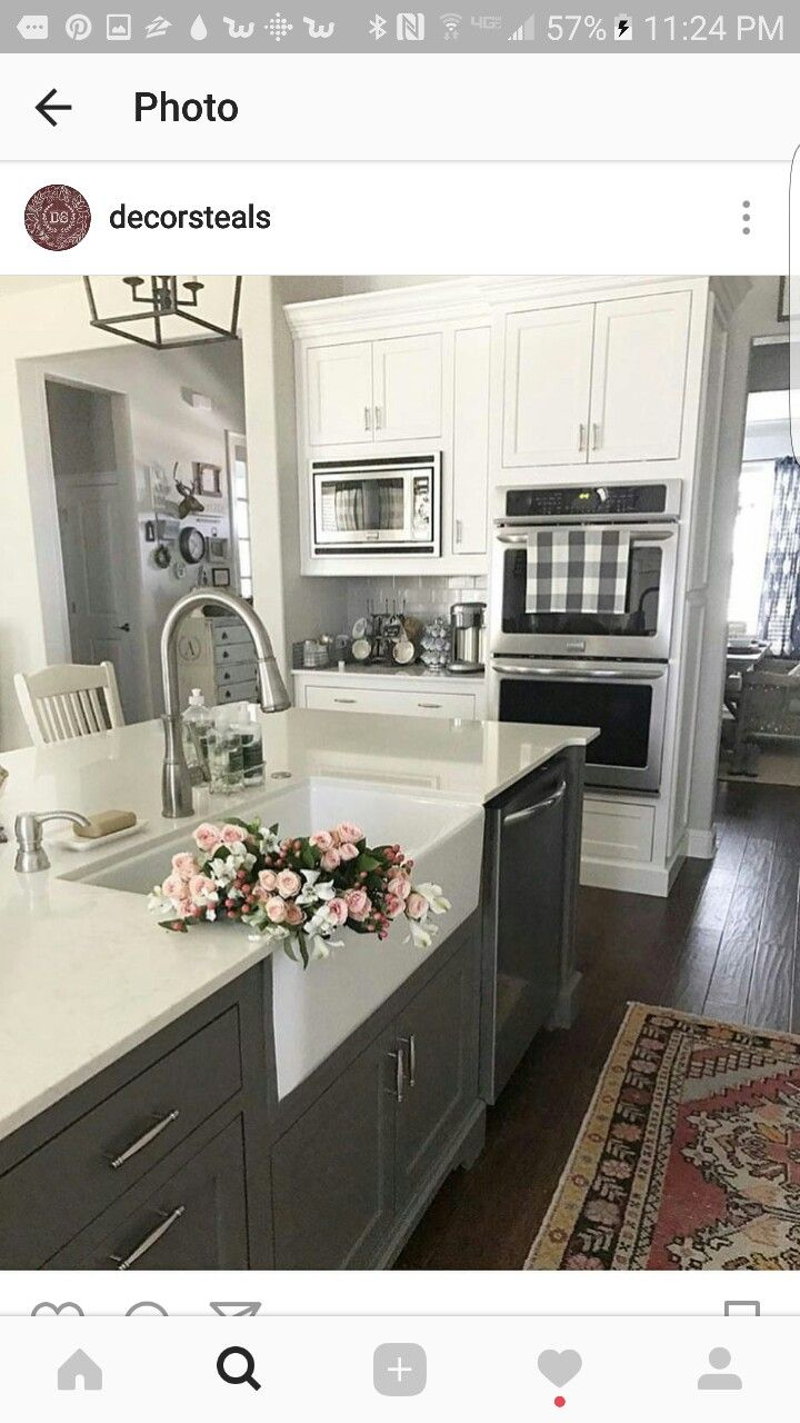 pin by nicolee landis on dream home small farmhouse on best farmhouse kitchen decor ideas and remodel create your dreams id=13818