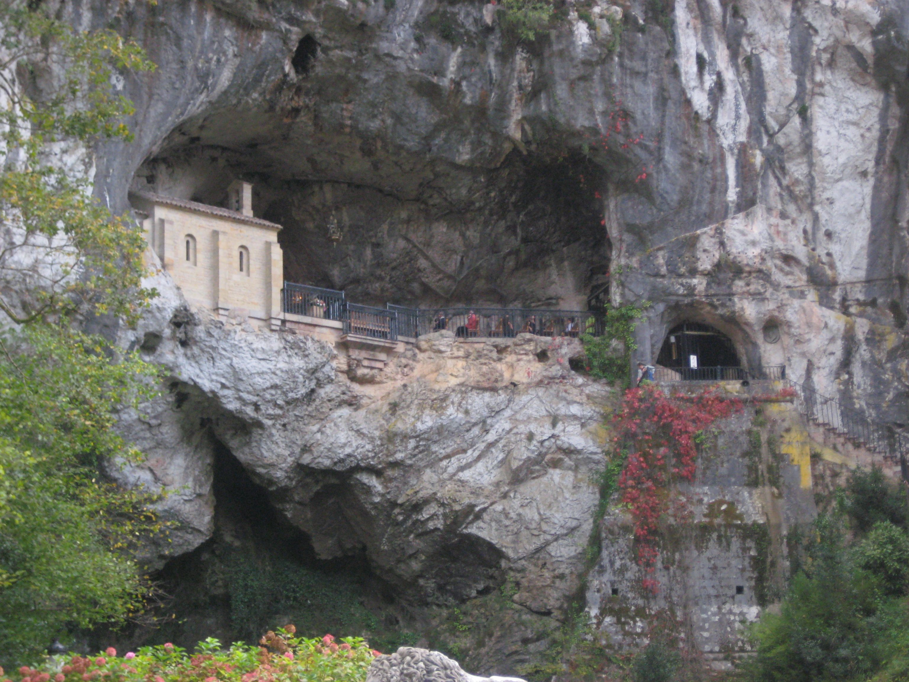 Cueva Covadonga