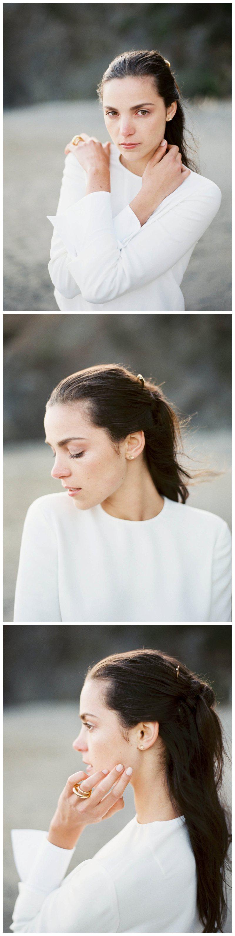 The Modern Bride | #erichmcveyworkshop styled by Ginny Au | www.ivyandgold.com California & Oregon Fine Art Film Wedding Photography