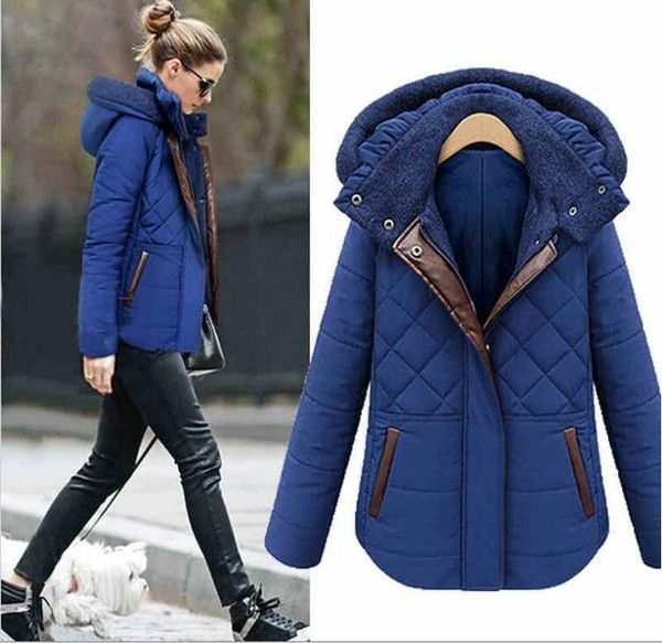Womens Gilet Bodywarmer Ladies Coat PUFFER FUR PADDED QUILTED JACKET SIZES S-5XL