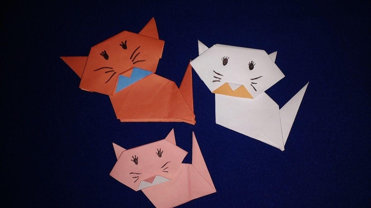 оригами кошки из бумаг в картинках скромные неэгоистичные люди
